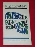 Cumpara ieftin E. M. Forster - Aspecte ale romanului