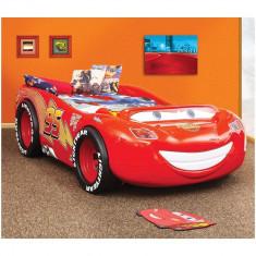 Patut in forma de masina McQueen - Plastiko