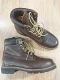 LICHIDARE STOC! Bocanci TIMBERLAND originali piele waterproof vintage 42/43