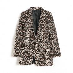 Sacou, model leopard