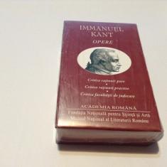 KANT OPERE   EDITIE DE LUX, Alta editura