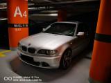 Bmw 330 e46 coupe, Seria 3, Motorina/Diesel