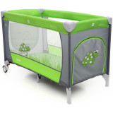 Patut pliabil Samba - Coto Baby - Gri/Verde