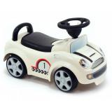 Masinuta pentru copii Baby Mix Super Race White