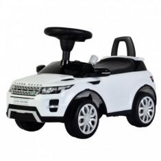 Vehicul Pentru Copii Range Rover Deluxe White, Baby Mix