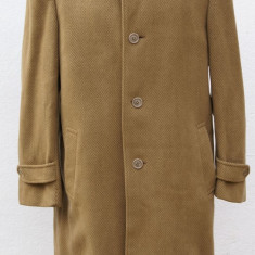 Palton  din lana E.Thomas