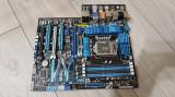 254S.Placa de Baza ASUS P8P67 Deluxe Rev B3,4xDDR3,Socket 1155, Pentru INTEL, DDR 3