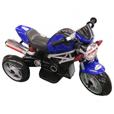 Motocicleta electrica Baby Mix Road Racing Blue foto