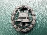 Medalie Germania insigna ranit WW1 decoratie germana veche originala
