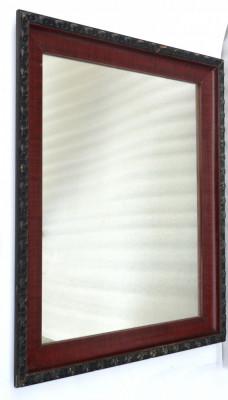 Oglinda veche Biedermeier - circa 1850 - 1860 foto