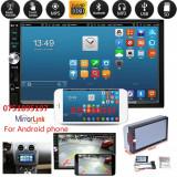 Navigatie Auto GPS, Mp5 Player DVD Video, 7 inch, 2 DIN, Bluetooth