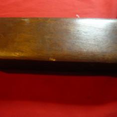 Cutie lemn cu Mandrine G.Boley- pt. Ceasornicarie cca.1900 ,bronz