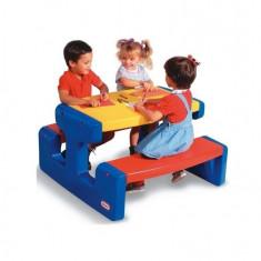 Masa de picnic Little Tikes pentru 6 copii