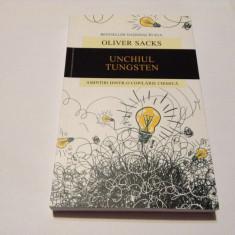 Unchiul Tungsten. Amintiri dintr-o copilărie chimică Oliver Sacks-RF14/0