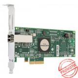 """Placa retea: EMULEX LPe1150-E; PCI-E; 1 x LC OPTICAL; """"TH0ND4077325288M70AGA03, 0ND407""""; SH, Dell"""