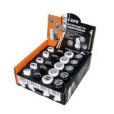 Set incarcatoare auto cu 1 si cu 2 intrari USB, Automax 9539