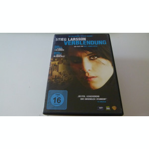 verblendung -stieg larsson -dvd