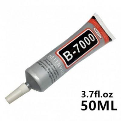 Adeziv universal B7000 flacon 50 ml (PT Touchscreen, Geam ETC) foto