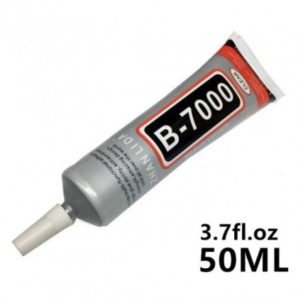 Adeziv universal B7000 flacon 50 ml (PT Touchscreen, Geam ETC)