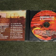 CD hip hop,rap Morometzii - K.O.respunzator,in stare buna/f buna
