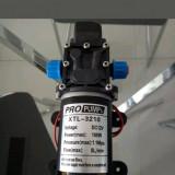 Pompa apa cu presostat 12V 8Litri/min 100W Rulote Stropit agricol Fast food