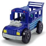 Cumpara ieftin Masina Dickie Toys Eroi in Pijamale Night Ninja Bus cu figurina