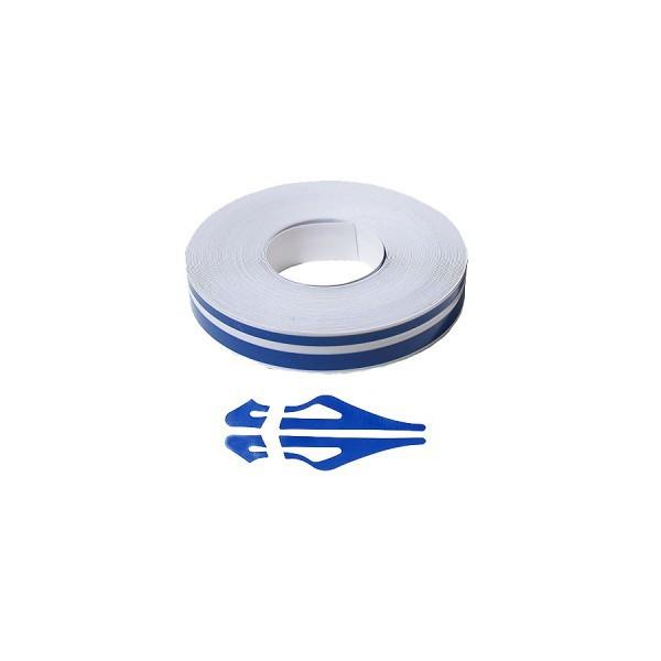 Autocolant decorativ, Automax, Albastru 4510