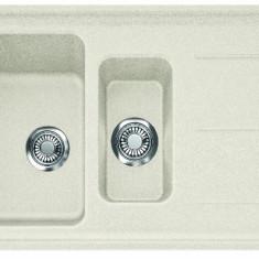 Chiuveta fragranite Franke Impact IMG 651 reversibila 970x500 tehnologie Sanitized Vanilla