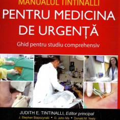 Manualul Tintinalli pentru medicina de urgenta, vol. I si II