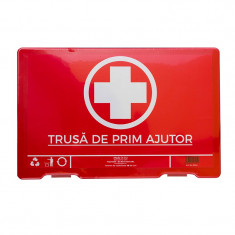 Trusa medicala AUTO de prim ajutor, Automax 5554