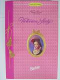 Papusa Barbie-Victorian Lady-Grat Eras-Collector Edition-1995-Mattel 14900-NOU, Plastic
