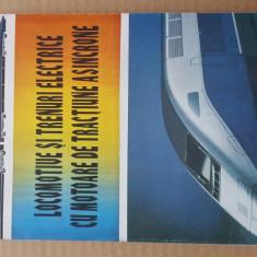 Locomotive si Trenuri Electrice cu Motoare de Tractiune Asincrone