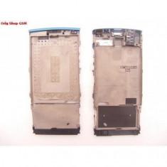 Carcasa Nokia X3-02 (Rama Display) Albastru Original Swap