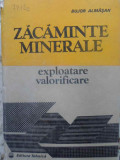 Zacaminte Minerale. Exploatare, Valorificare - Bujor Almasan ,409622