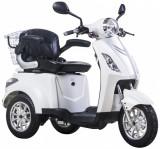 Tricicleta electrica trei roti Trilux B 48V 20Ah Autonomie 60Km AlbPB Cod:E00015-B-8