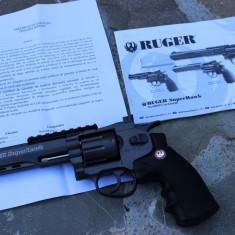 Pistol Airsoft Co2 Umarex Ruger Superhawk 6 6MM 8BB 3J VU.2.5780