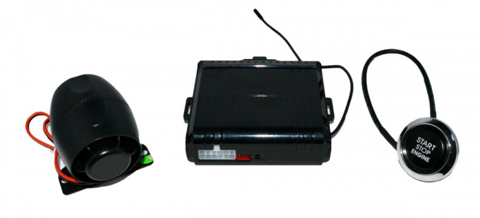 Resigilat : Sistem PNI de pornire automată fără cheie, single version