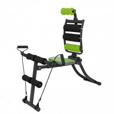 Aparat fitness 6 in 1 SWING MAX - Aparat multifunctionale fitness