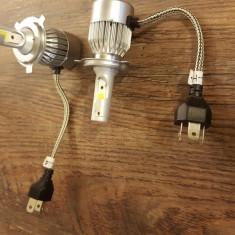 Kit led h7 auto 5500k ,12000 lumen,72w 12-24v