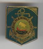 Muzeul Marinei Romane - Insigna MILITARA