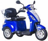 Tricicleta electrica trei roti Trilux B 48V 20Ah Autonomie 60Km Albastru PB Cod:E00015-B-2
