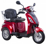 Tricicleta electrica trei roti Trilux B 48V 20Ah Autonomie 60Km RosuPB Cod:E00015-B-1