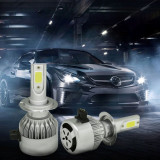 Kit LED CREE C6 36W 3800lm H7 H1 H3 H8 H11, Universal