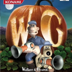 Wallace and Gormit - The curse of the Were-Rabit  PS2 [Second hand], Actiune, 3+, Multiplayer