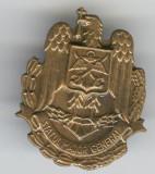 Insigna MILITARA - STATUL  MAJOR  GENERAL
