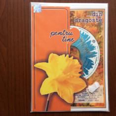 din dragoste pentru tine cd disc plic felicitare compilatie muzica pop folk rock