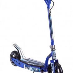 Trotineta Copii Evo Mini 24V 4,5Ah Autonomie 11Km Albastru NeonPB Cod:E00055-2