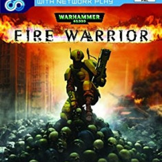 Warhammer 40.000 Fire Warrior - PS2 [Second hand] - Jocuri PS2, Actiune, 16+, Multiplayer