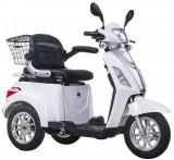 Tricicleta electrica trei roti Trilux 48V 20Ah Autonomie 60Km AlbPB Cod:E00015-8