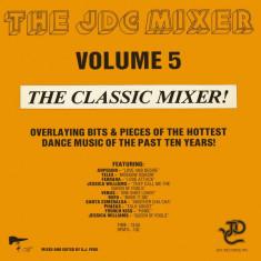 The JDC Mixer Volume 5 disc vinil Maxi Single italo-disco, Hi-NRG - Muzica Dance